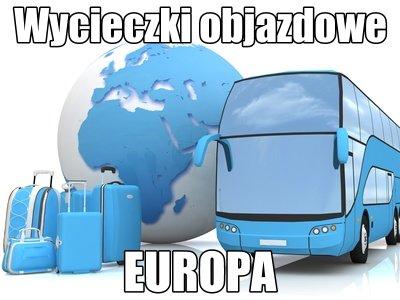 Oaza Travel  oferuje tanie  wycieczki zagraniczne - autokarowe do Litwy, Ukrainy, Węgier, Austrii.  Polecamy wycieczki autokarowe do Hiszpanii, Portugalii, wczasy autokarem  Bułgaria, Chorwacja oraz zwiedzanie Francji, Włoch, Rosji, Rumunii